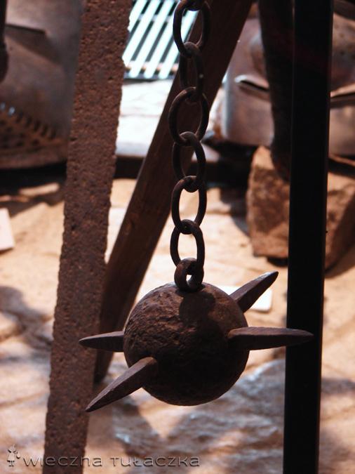 Muzeum Grunwaldzkie wystawa broni