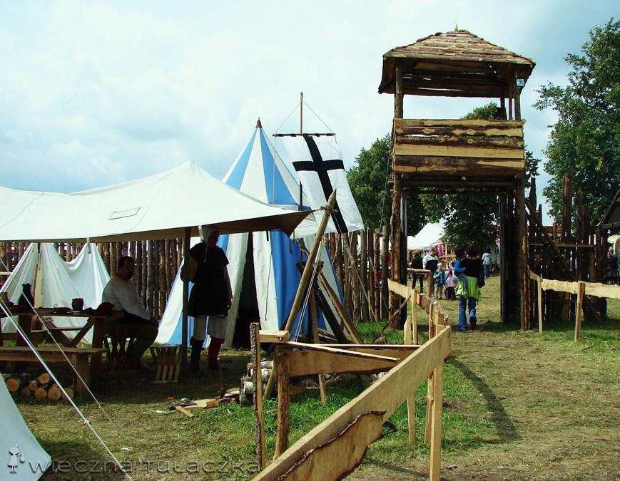 obóz krzyżacki