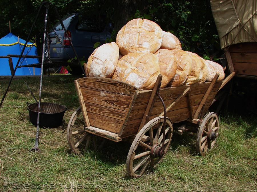 średniowieczny chleb