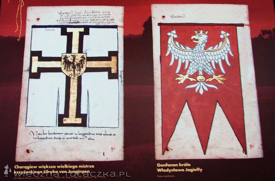 Chorągiew Krzyżaków i Polaków