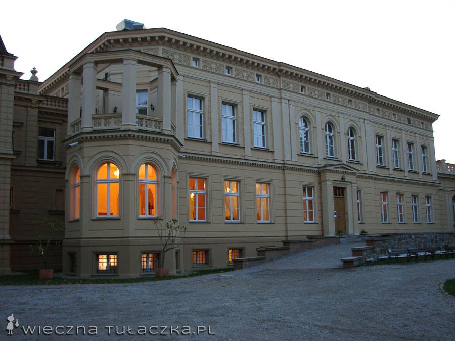 Nowy Pałac główna fasada
