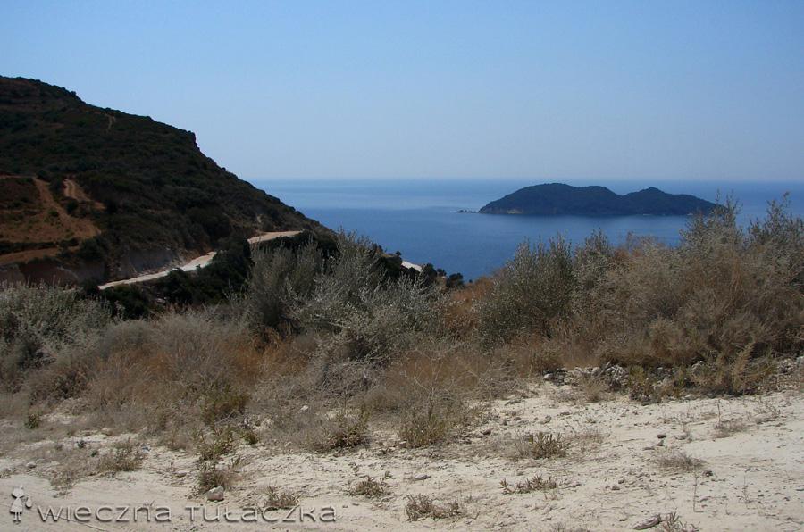 Wyspa Pelouzo