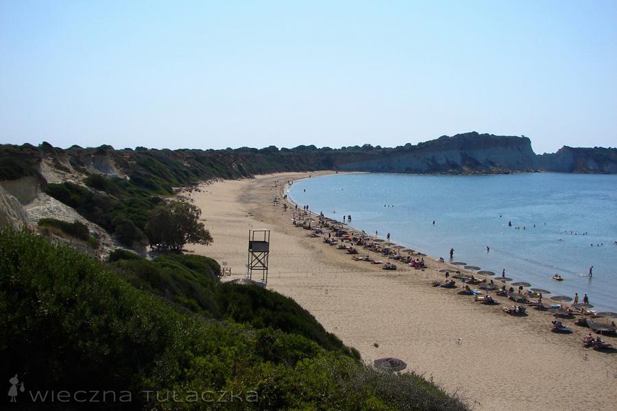plaża Gerakas