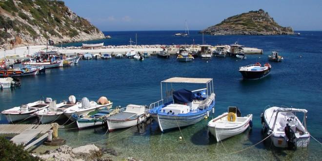 Zakynthos – Wschodnie Wybrzeże część II