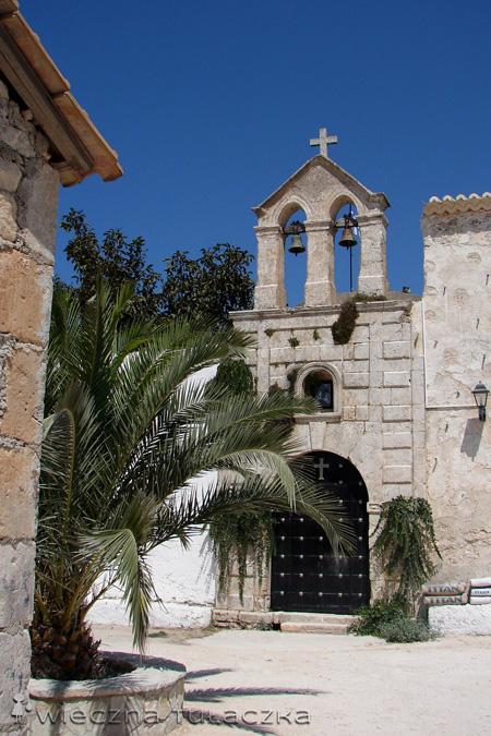 klasztor Agios Krimnon