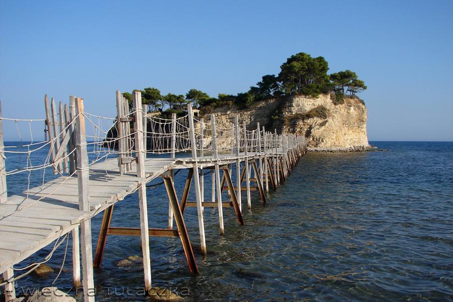 most Agios Sostis