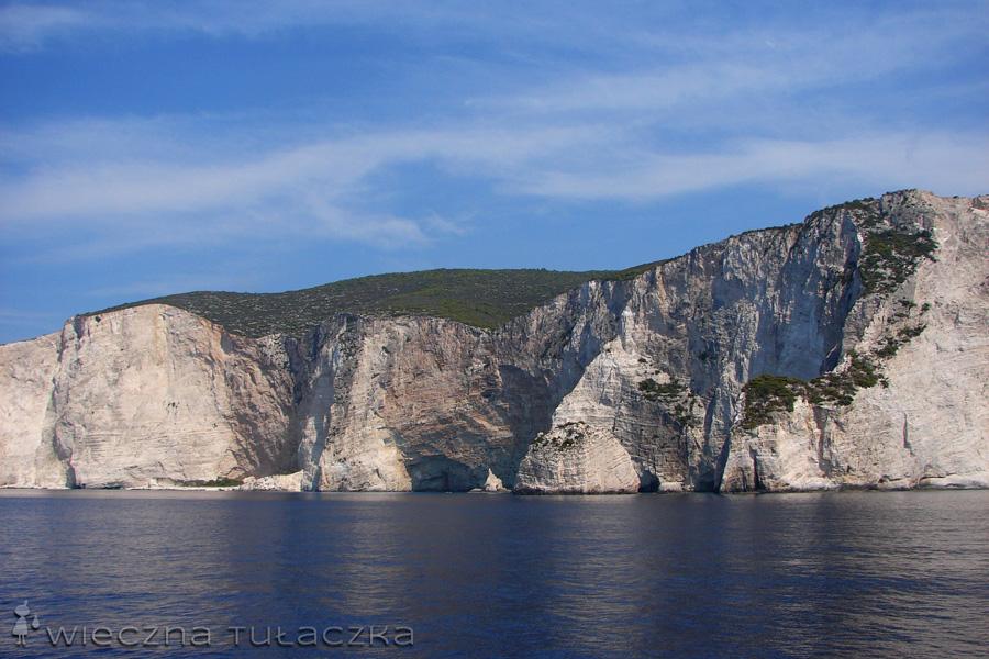 zachodnie wybrzeże Zante