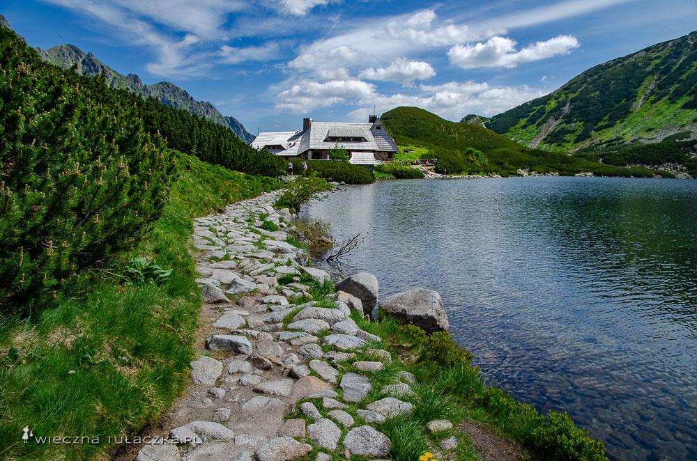 Tatry Dolina Pieciu Stawow Opis Szlaku Tylko Dla Orlow