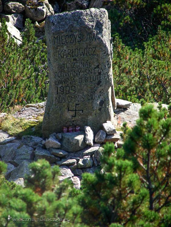 Pomnik Karłowicza
