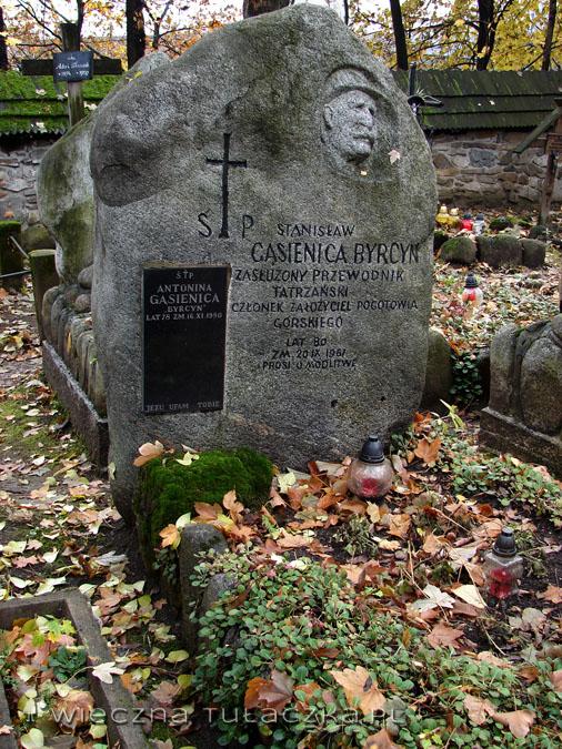 Stanisław Gąsienica - Byrcyn