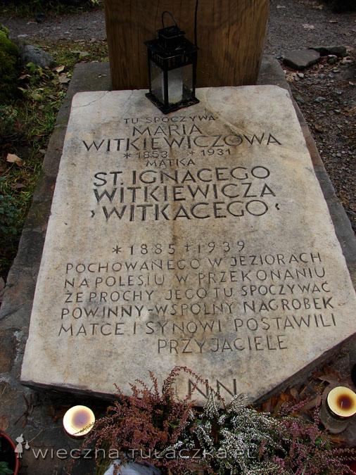 Maria Witkiewicz, Stanisław Ignacy Witkiewicz