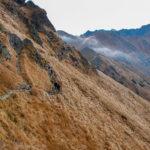 Szlak z Kasprowego Wierchu na Giewont