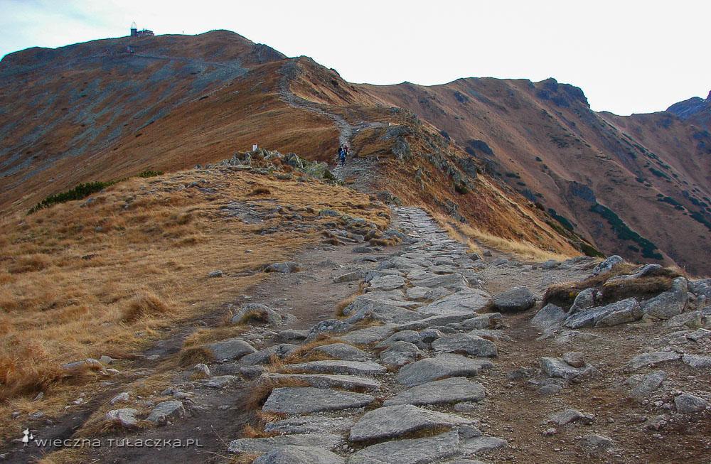 Szlak przez Suche Czuby