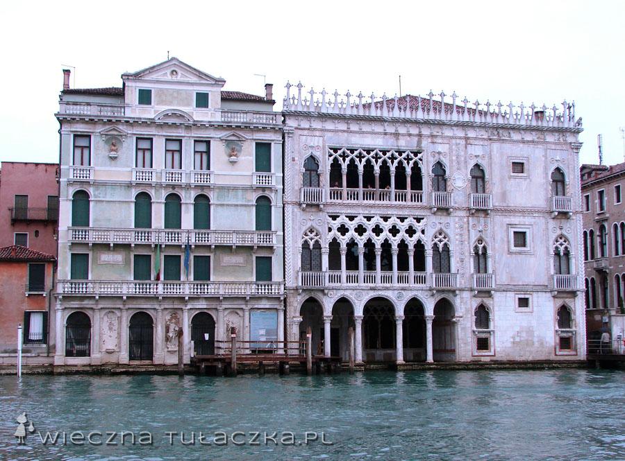 Złoty Dom w Wenecji