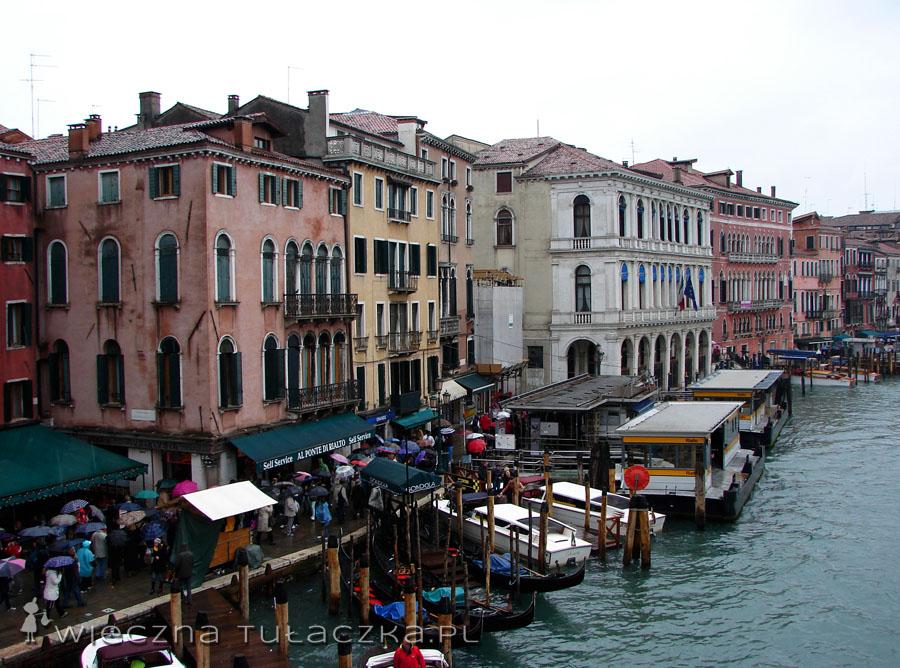 Canal Grande Wenecja