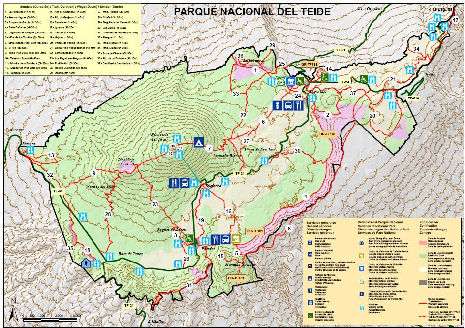 Park Narodowy Teide