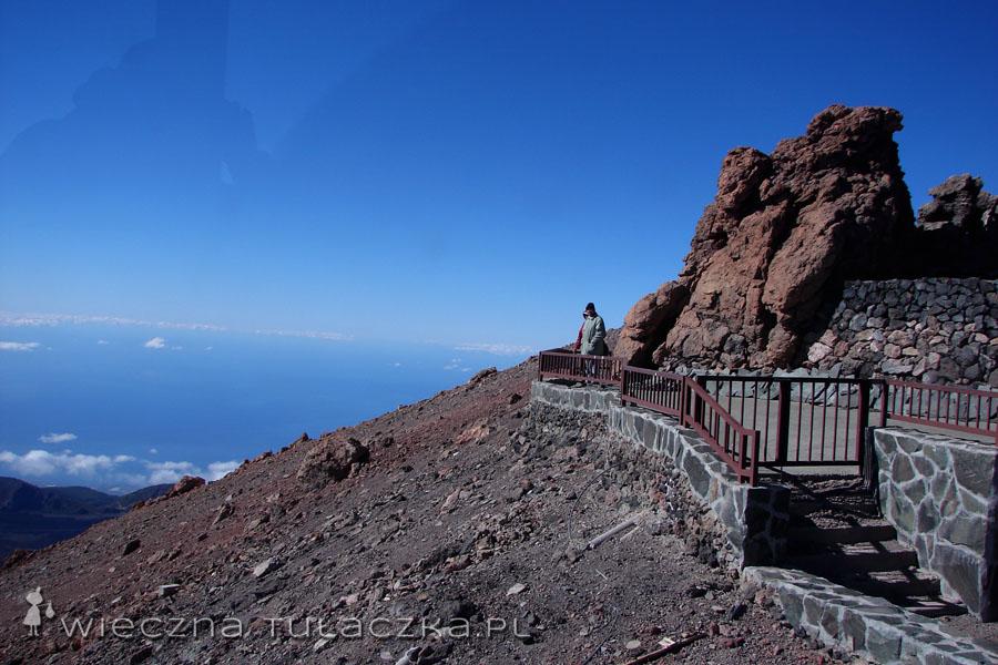 Teide, taras widokowy