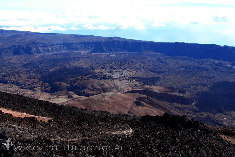 Krater Las Cañadas