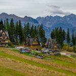 Polana Głodówka - najlepszy widok na Tatry