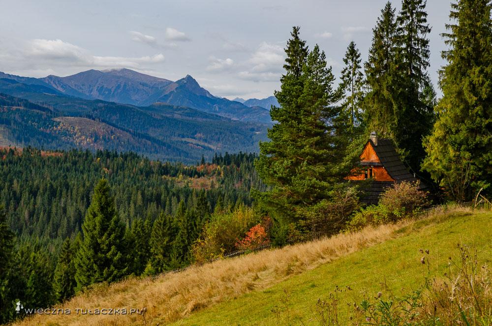 miejsca widokowe na Tatry