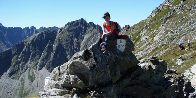Mięguszowiecka Przełęcz pod Chłopkiem – część II