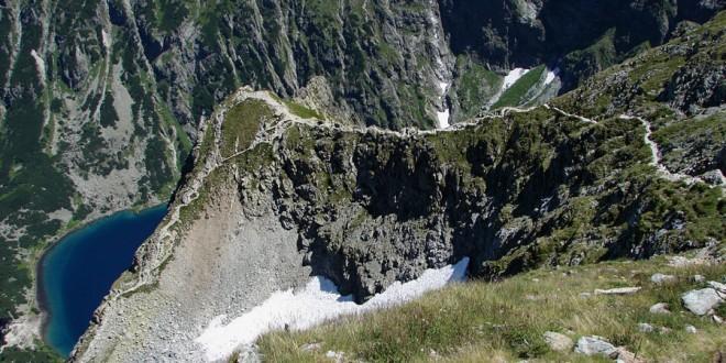 Mięguszowiecka Przełęcz pod Chłopkiem – część I