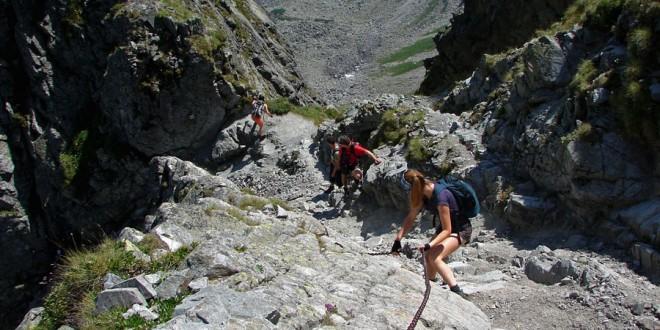 ORLA PERĆ: opis szlaku na odcinku Skrajny Granat – Przełęcz Krzyżne