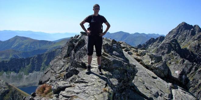 ORLA PERĆ: opis szlaku na odcinku Kozia Przełęcz – Kozi Wierch