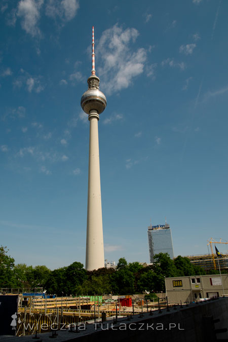 Wieża telewizyjna Berlin