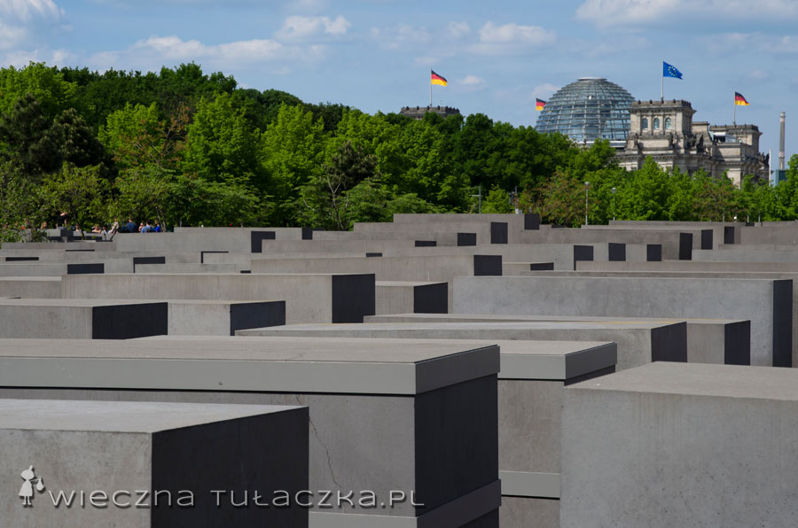 Pomnik Holocaustu Berlin