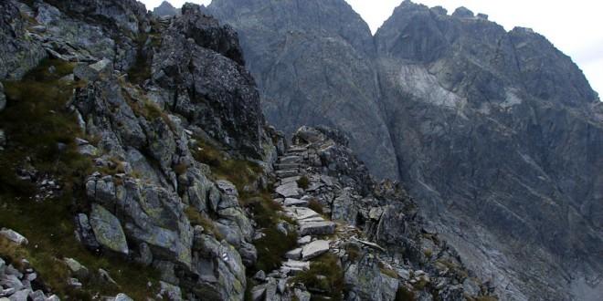 Ponad Kozią Dolinką – Zadni Granat