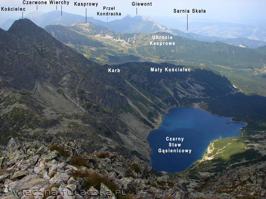 Zleb Kulczynskiego-Zadni Granat (54)