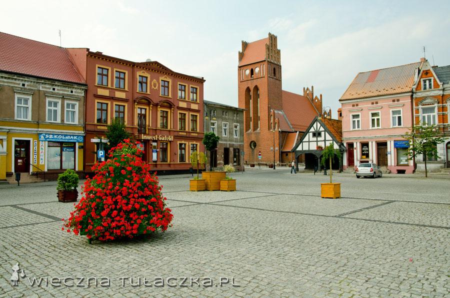 Rynek Golub-Dobrzyń