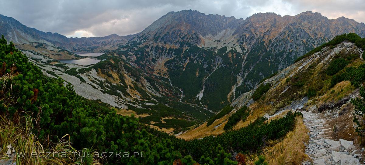 Dolina Pięciu Stawów i Dolina Roztoki