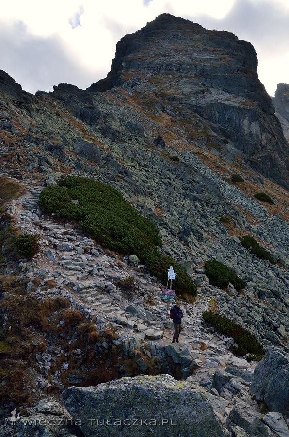 Przełęcz Karp pod Kościelcem