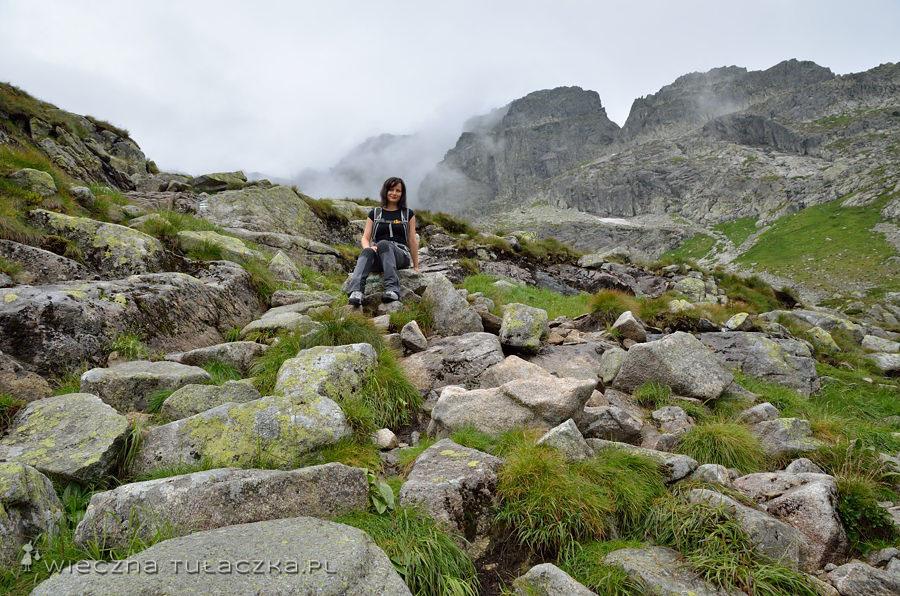 Szlak do Koziej Dolinki