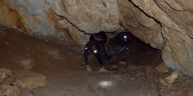 TATRY – Jaskinie w Dolinie Kościeliskiej – część II