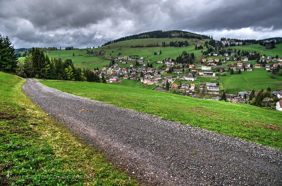 Jeszcze w XIX wieku region uchodził za nieprzebytą puszczę...