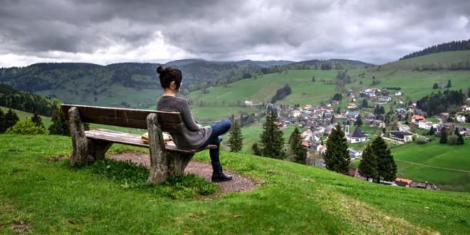 NIEMCY: Szwarcwald – majówkowo-weselny wypad
