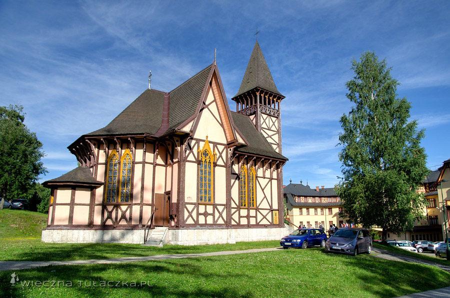 Stary Smokowiec kościół