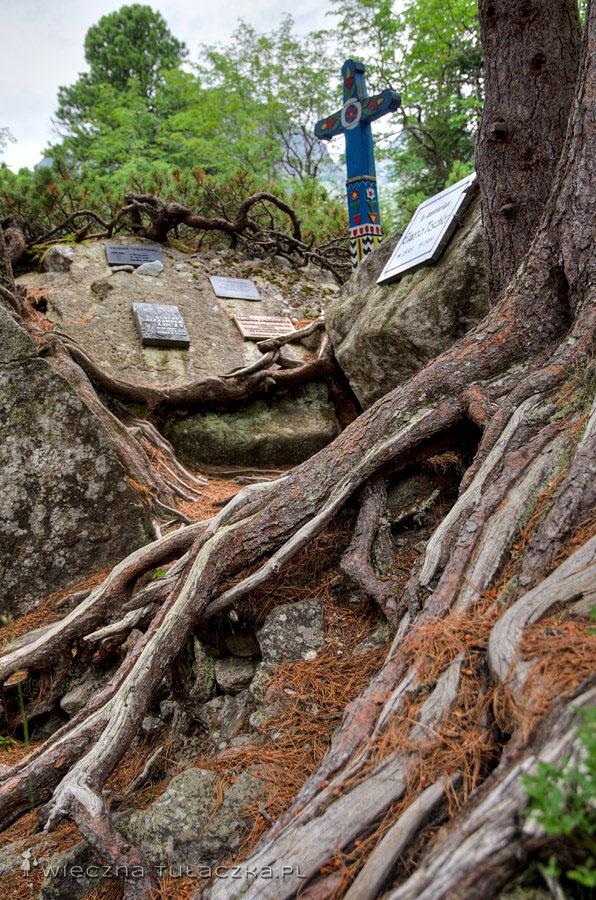 Symboliczny Cmentarz Ofiar Tatr