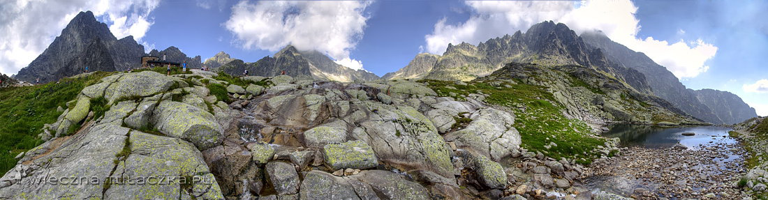 Dolina Pięciu Stawów Spiskich