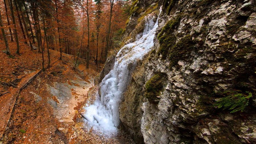 Sokolia Dolina, Słowacki Raj