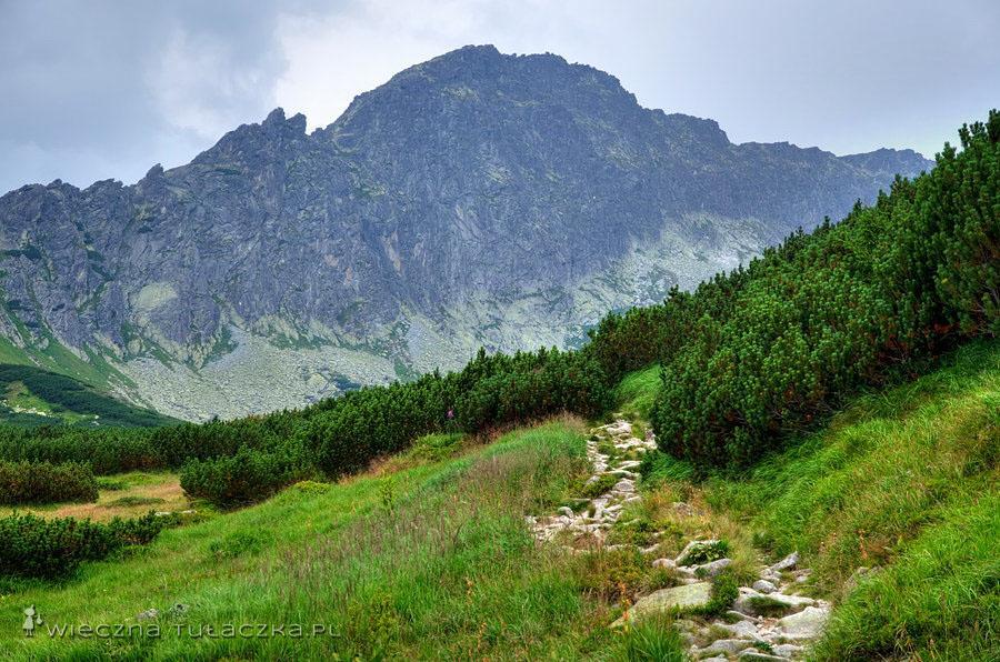 Dolina Furkotna - Liptowska Turnia