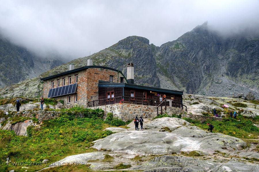 Téryho Chata, Dolina Pięciu Stawów Spiskich