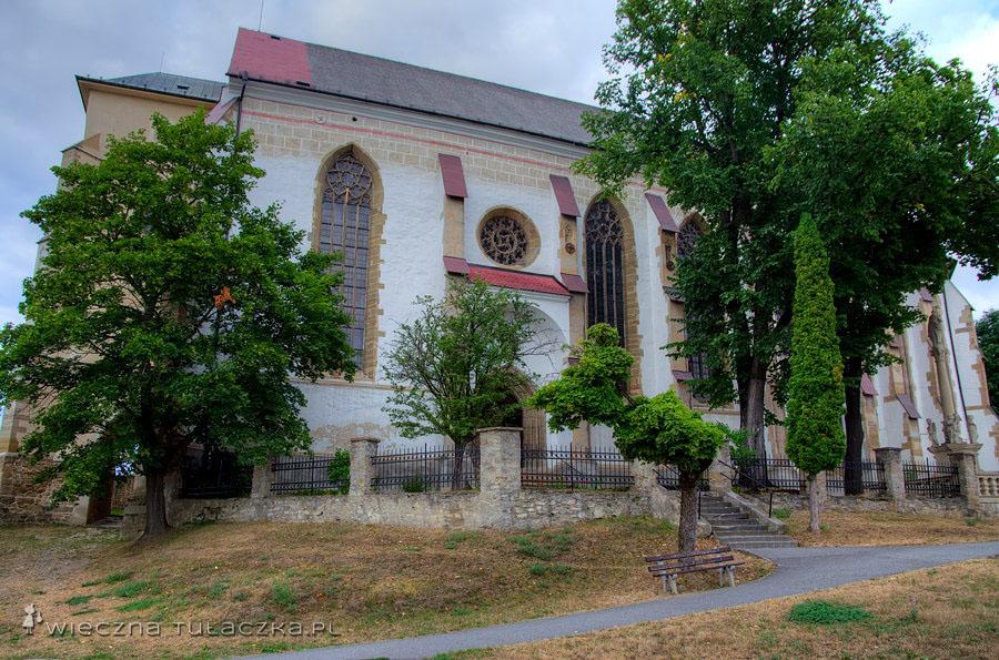 stary kościół minorytów, Lewocza