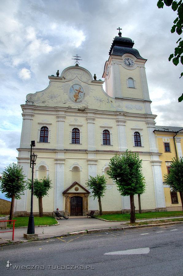 Kościół św. Ducha w Lewoczy