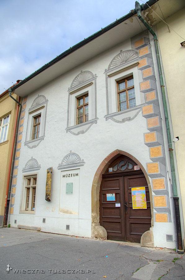 Dom Mistrza Pawła w Lewoczy