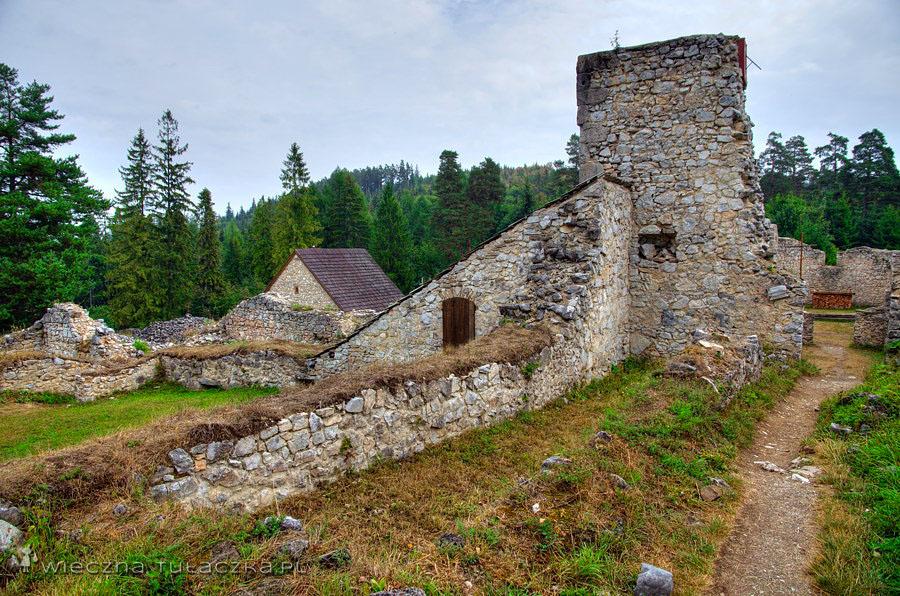 Klasztorisko, Słowacki Raj