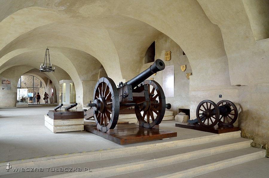 Zamek Spiski - wystawa